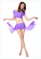 2015 spring and summer sexy baladi belly dance dress and costume