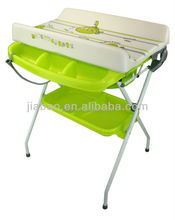folding baby changing bath baby bath station (with EN12221)baby product