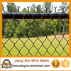 Lowest wholesale chain link fence price, used chain link fence for sale factory ,in bule and black color
