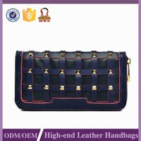 Top Selling Custom Tag Preferential Price Wallet Fashion Leather Case