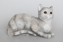 home decor resin cat/cat lucky for decoration