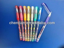 100''high quality factory direct selling Multi-color flash pen