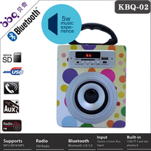 Hot sale Radio speaker Superbass Jambox wedding favors music box