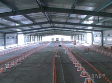 Durable Small Trusses  poultry breeding houses