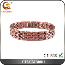 China Supplier Magnetic Power Copper Bracelet