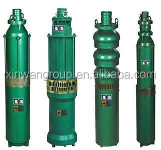 Centrifugal submersible pump 1.5hp water submersible pumps