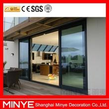 new design lowes glass patio doors/heavy sliding door