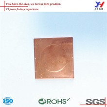 ISO OEM custom laptop cooling pads,stamping copper parts,consumer electronics as your drawings SGS Rohs