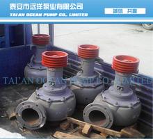 Portable sand suction pump for river simple dredger