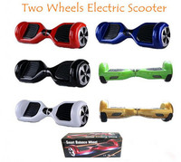 2016 Self balancing drifting scooter Two Seat Scooter Electric Mobility Scooter with 2 wheels Dragonworth Factory