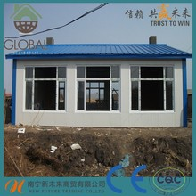 2015 the latest design modified luxury prefab shipping container house for sale