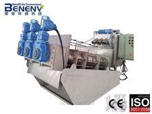 Prensa de tornillo de la Multi-Placa para el tratamiento de aguas residuales (MDS313)