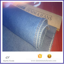 6oz 1616 denim recycled cotton fabric