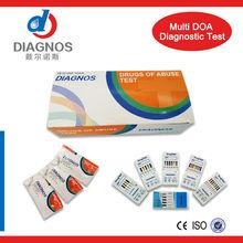 Sale! One-step Multi-drug 2 in 1 test panel/ urine test/home drug test kit
