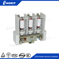 How do electromechanical relays magnetic vacuum contactor specifications symbol work