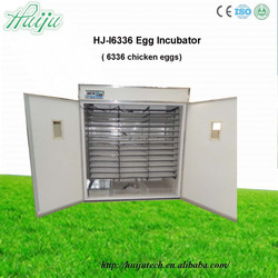 factory supply high quality 6336 egg incubator/used chicken egg incubator for sale