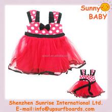 Fashion Baby Dress One Piece Girls Party Dresses Baby Dress
