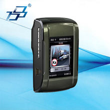 Traffic killer TFT GPS Radar detector with full radar bands detetion and fixed or mobile speed cameras