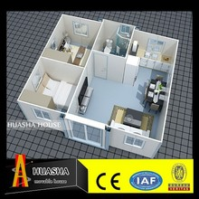 Container Guest House With Floor for sale