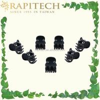 Plastic Black Gardening Plant Orchid Clip