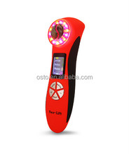 2015 New anti-wrinkle skin care device/ ultrasonic facial machines/ face lifting beauty machine AST-606 CE/RoHS