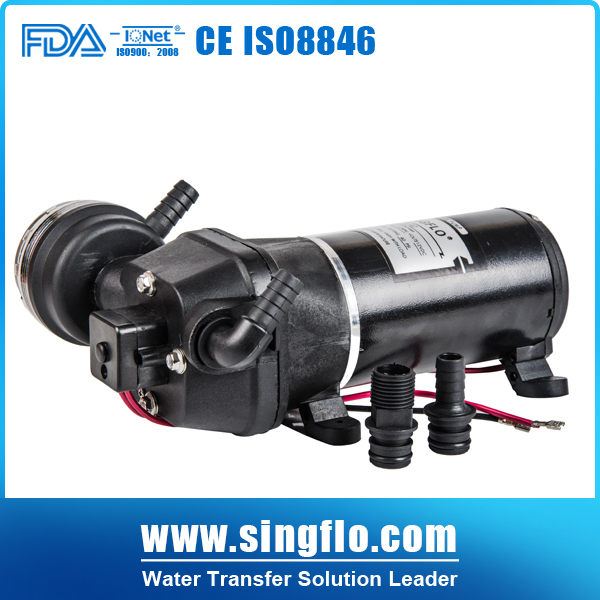 Dc12v 24v Electric Water Pump Motors For Water From Xiamen