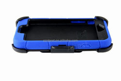 Best quality hot sell pc silicone combo case for ipad mini