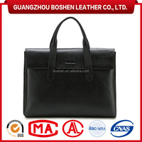 Latest Design Business Bag Briefcase Genuine Leather Office Bags For Men
