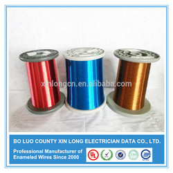 UL approved China manufacturer aluminum electrical wire insulation types