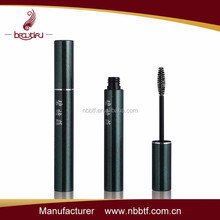2015 Luxury fiber lash mascara container, cosmetic packaging supplier