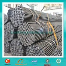 High quality competetive price cold rolled round section welded ms carbon tubular