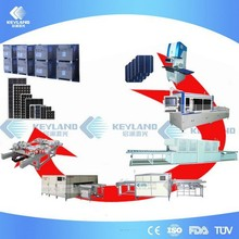 2015 PV 10MW 15MW 20MW 40MW Automatic Photovoltaic Solar Panel Manufacturing Equipment Turnkey Plant
