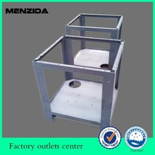 hot selling and cheap zinc plated welded metal case