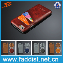 High quality pu leather case for iphone 6 ylckhg Factory pu leather phone case