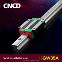 CNCD high precision Linear guide HGH 35WA Series Linear Guide/slide way/rail/guide block