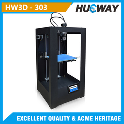 2015 hot selling 3d printing companies 3d plastic pictures and metal printing machine