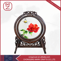Handmade Modern Abstract Flowers Home Decoration Pieces Making
