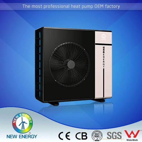 Europe Standard Inverter Heat Pump High Cop Air Source Swimming Pool Heat Pump Water Heater
