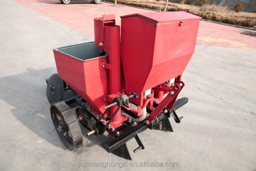 2-row potato planter/seeder 2CM-2