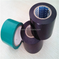 2016 new arrivals pvc pipe wrapping tape hot melt adhesive
