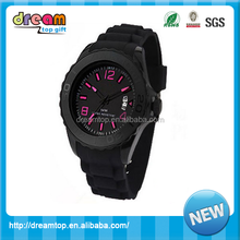 Popular promotional items All Colors Cute Silicone watches magnet silicone watch