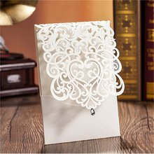 high quality with fancy design branded greeting cards for invitation