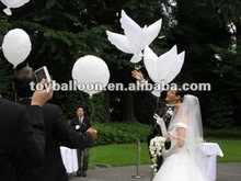 Useful Wedding Favors Dove Helium Foil Balloon!!