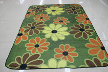 Fashion Design Wholesale Jacquard Waterproof PVC Carpet/Rug