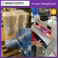 supply Guangzhou PVC heat shrink film blown for packing