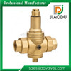 yuhuan manufacturer high quality forged npt 600 1000 wog cw617n brass female threaded sizing pressure relief valves for water