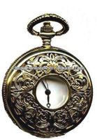 stylish cheap gold souvenir Steampunk Pocket Watch Wholesale