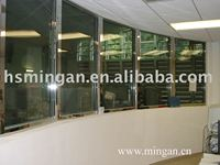 cracked ice laminated glass EI fire rated glass