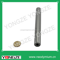 high quality new product neodymium strong machinable permanent magnet bar