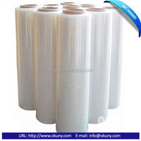 PVC plastic stretch film/wrapping film